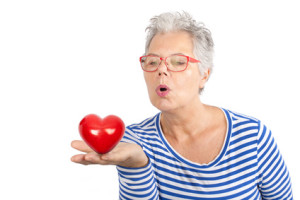 Herz in der Hand - Pflege